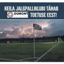 Keila Jalgpalliklubi Tänab